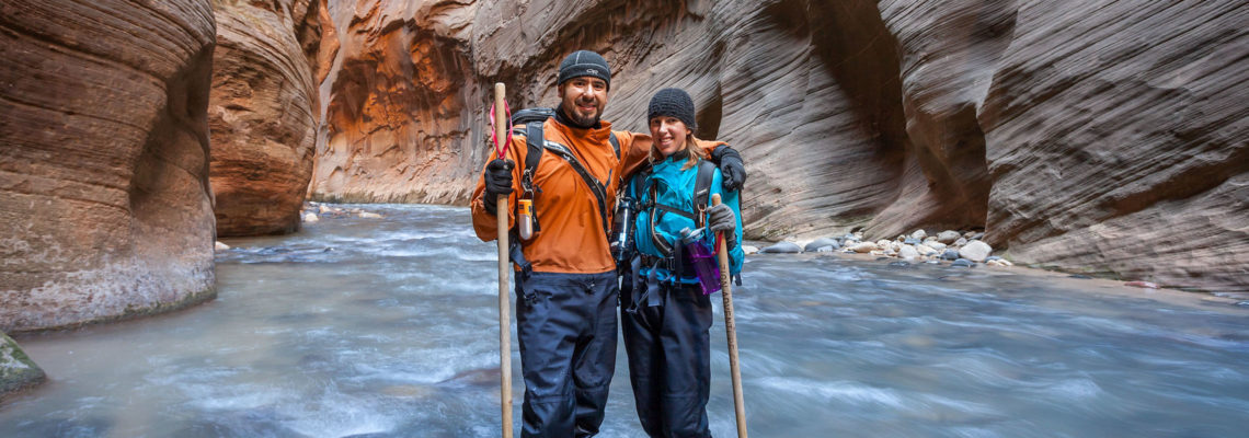 Zion National Park: Into the Narrows
