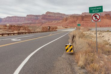 Southwest 2015 – Old State Route 89A to Zion National Park